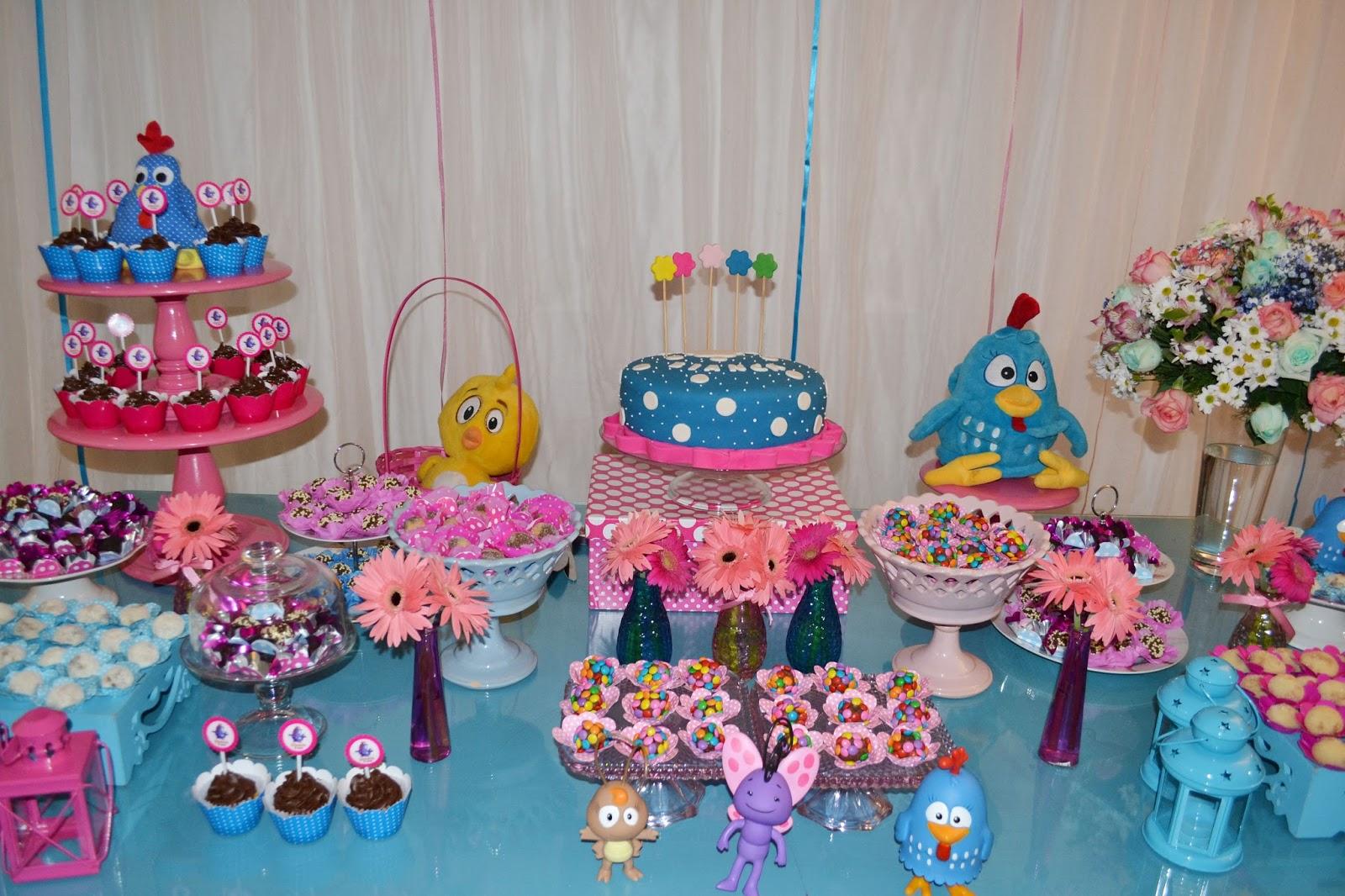decoracao festa galinha pintadinha rosa:Related to Festa Galinha Pintadinha – Decoração de festa infantil da