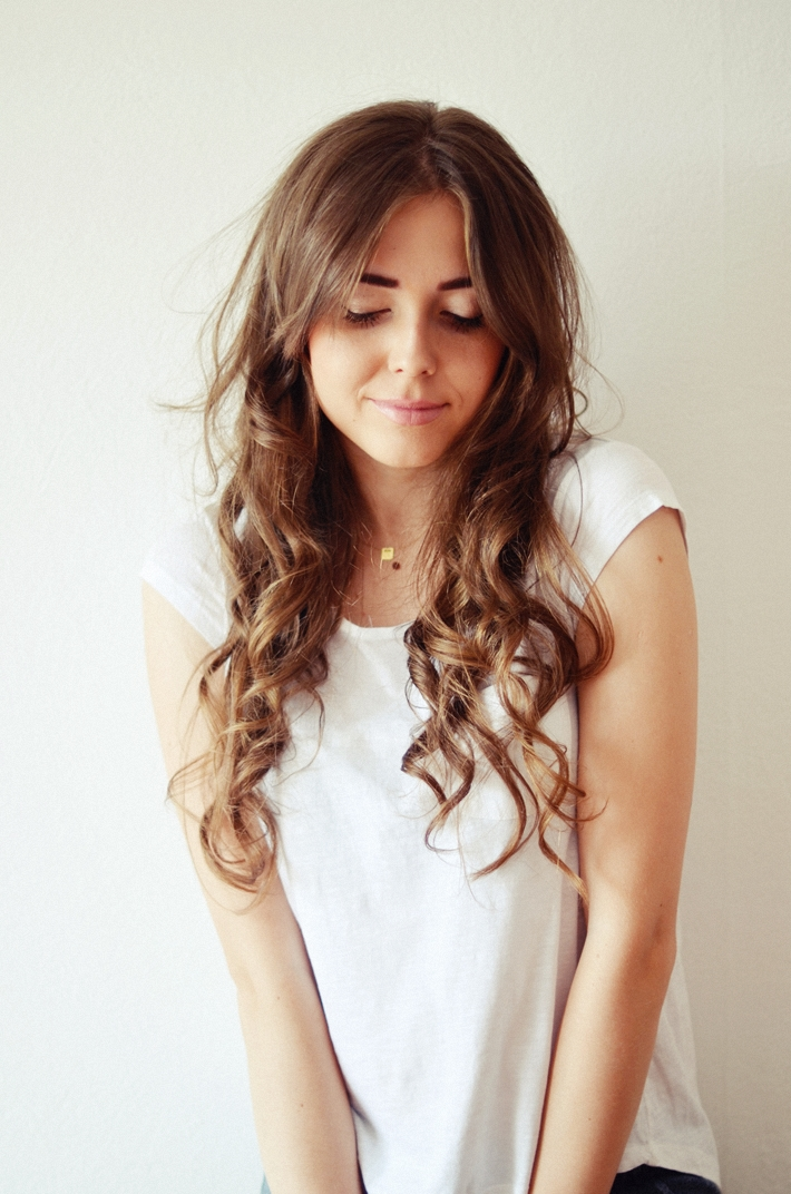 How To Curl Your Hair In 5 Minutes Jestem Kasia Blog