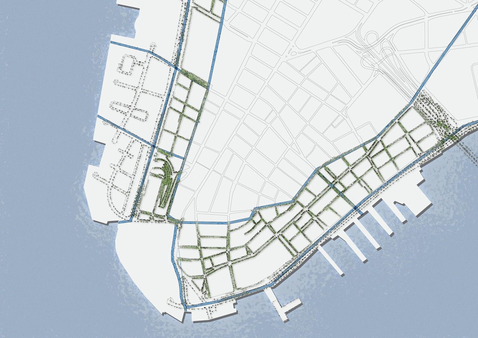 urban strata in transition