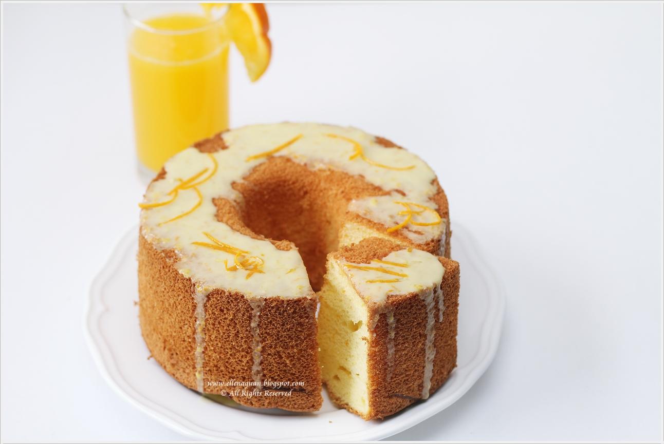 Cake Recipes Using Cointreau
