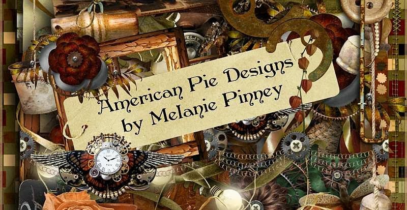 American Pie Designs by Melanie Pinney