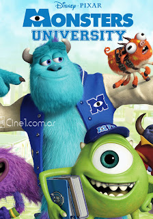 Monsters Inc 2: university (2013) Online