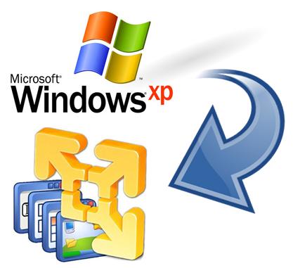 Cara Install Windows XP di VMware Player Dengan Mudah dan Lengkap