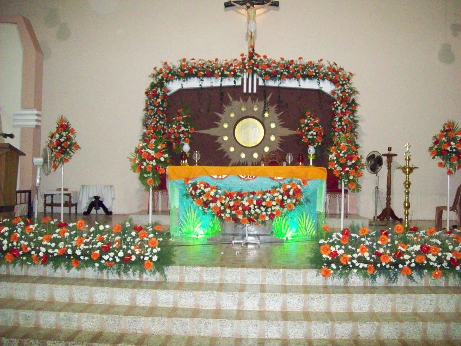 Little Flower Church Gallery