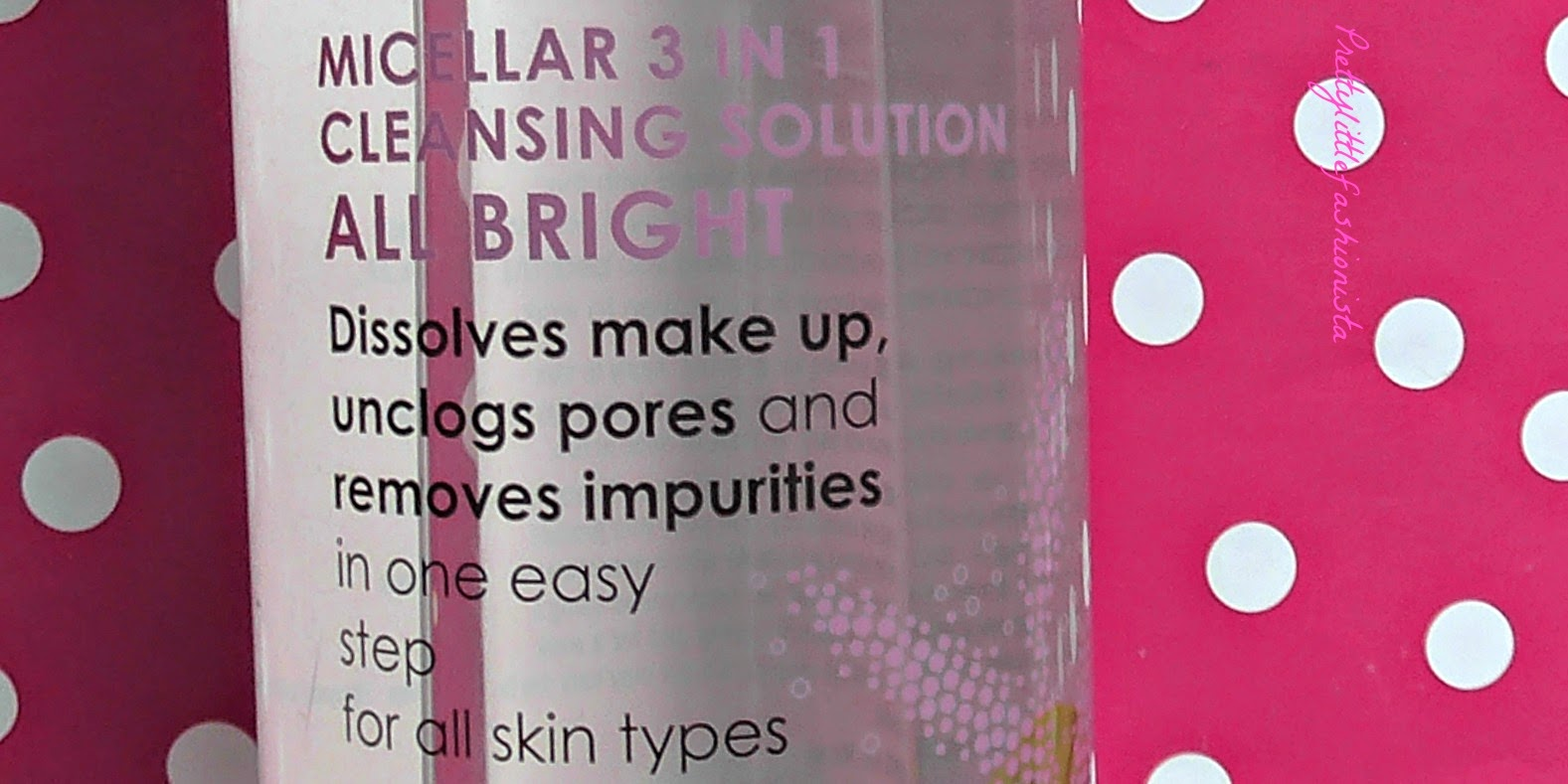 Botanics All Bright Micellar Water