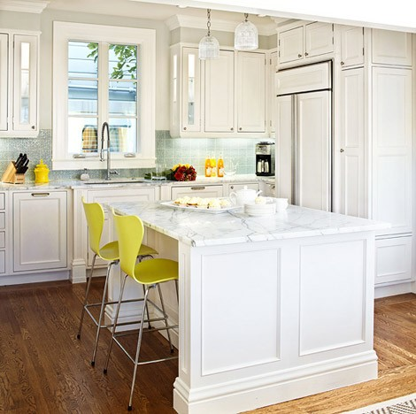 Grand design advice for Small white kitchen ideas