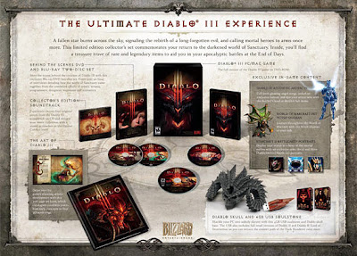Diablo 3 Collector's Edition Unboxing