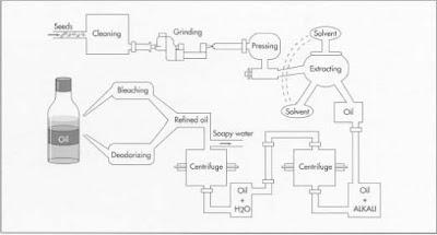 Cara Membuat Minyak Goreng Skala Industri