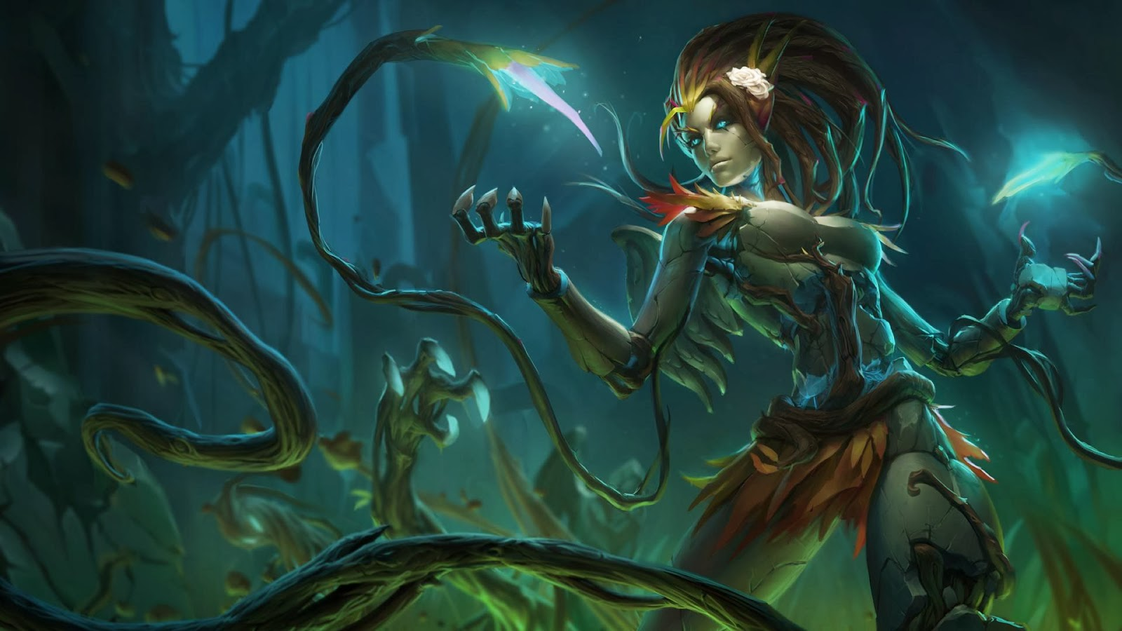 Surrender at 20: Haunt... Zyra League Of Legends