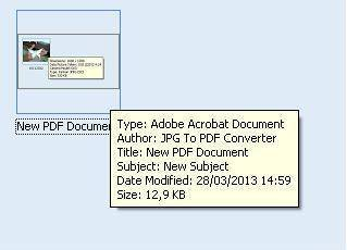 Cara Convert JPG ke PDF