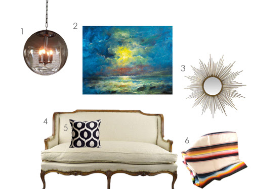 Mix n Chic Style Interior Design Challenge