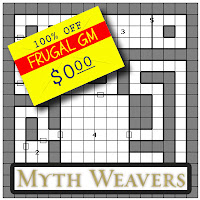 Free GM Resource: Myth Weavers