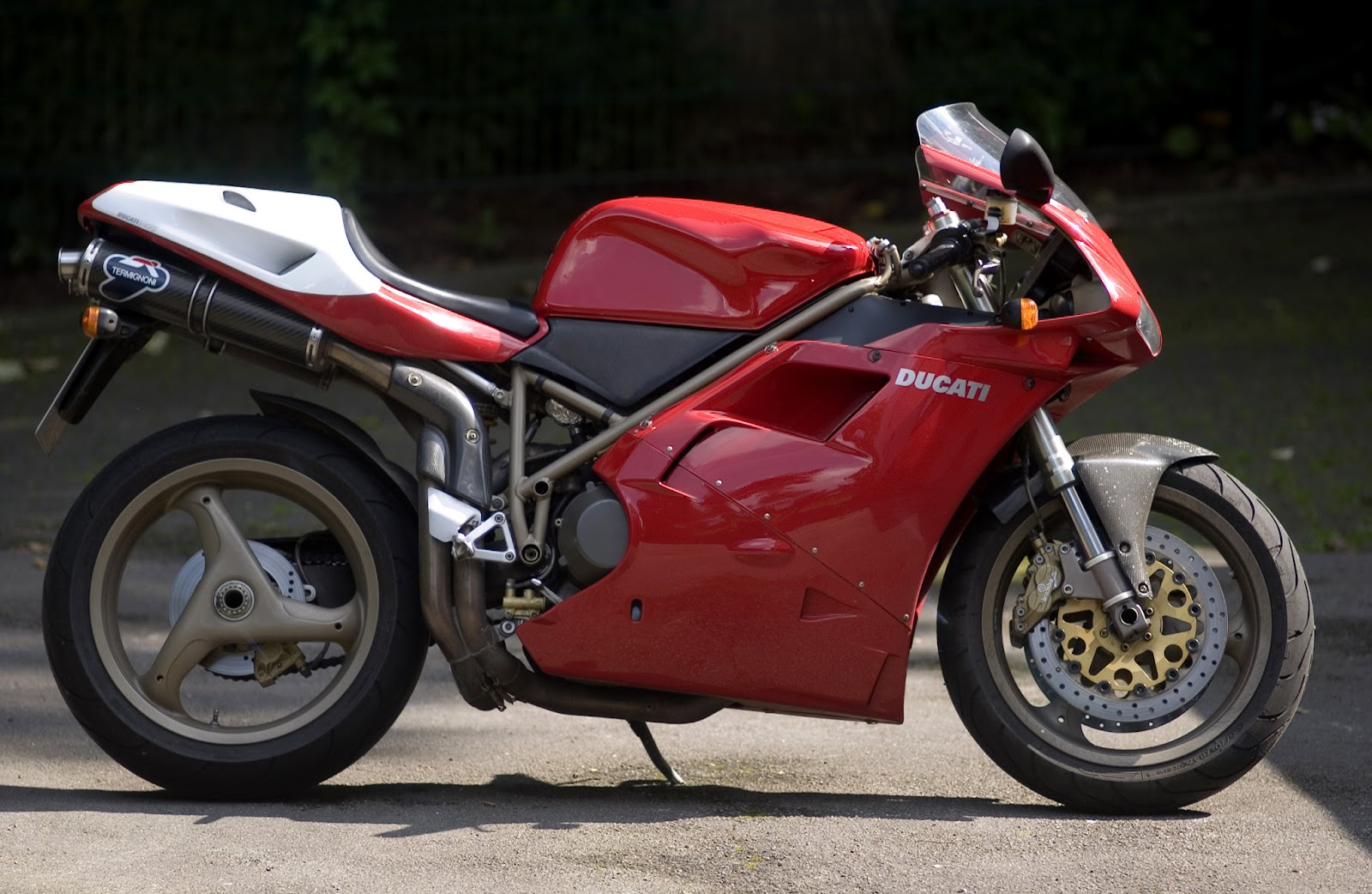 Oddbike Ducati 916 Sp Sps Ultimate Desmoquattro