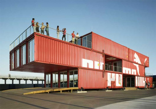 Puma Shipping Container 528 x 370