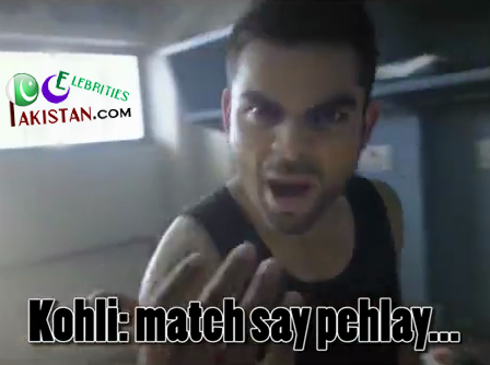 Virat Kohli Before Match