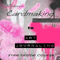 Cardmaking to Art Journaling