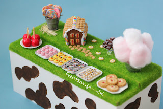 Animal Farm - Dessert Table
