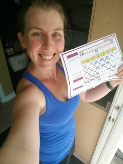 I completed 21 Day Fix!