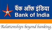 Bank Of India (BOI) Recruitment 2013