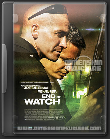 End of Watch (BRRip HD Ingles Subtitulado) (2012)