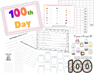100 Days Of School Resources Printables Snack Ideas