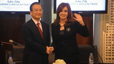 China y Argentina construirán antena