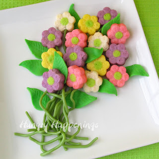 flower cake recipe