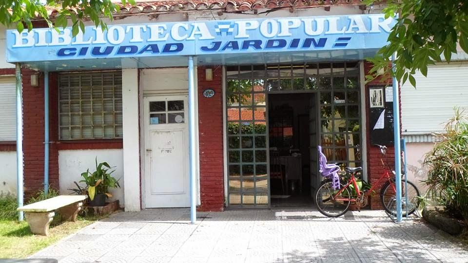 Biblioteca Popular Ciudad Jardín