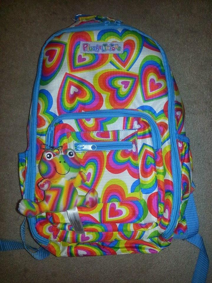 Maria's Rainbow Bag