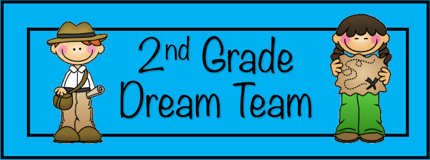 2nd Grade Dream Team