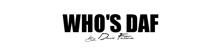 Who's Daf