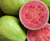 jambu merah guava