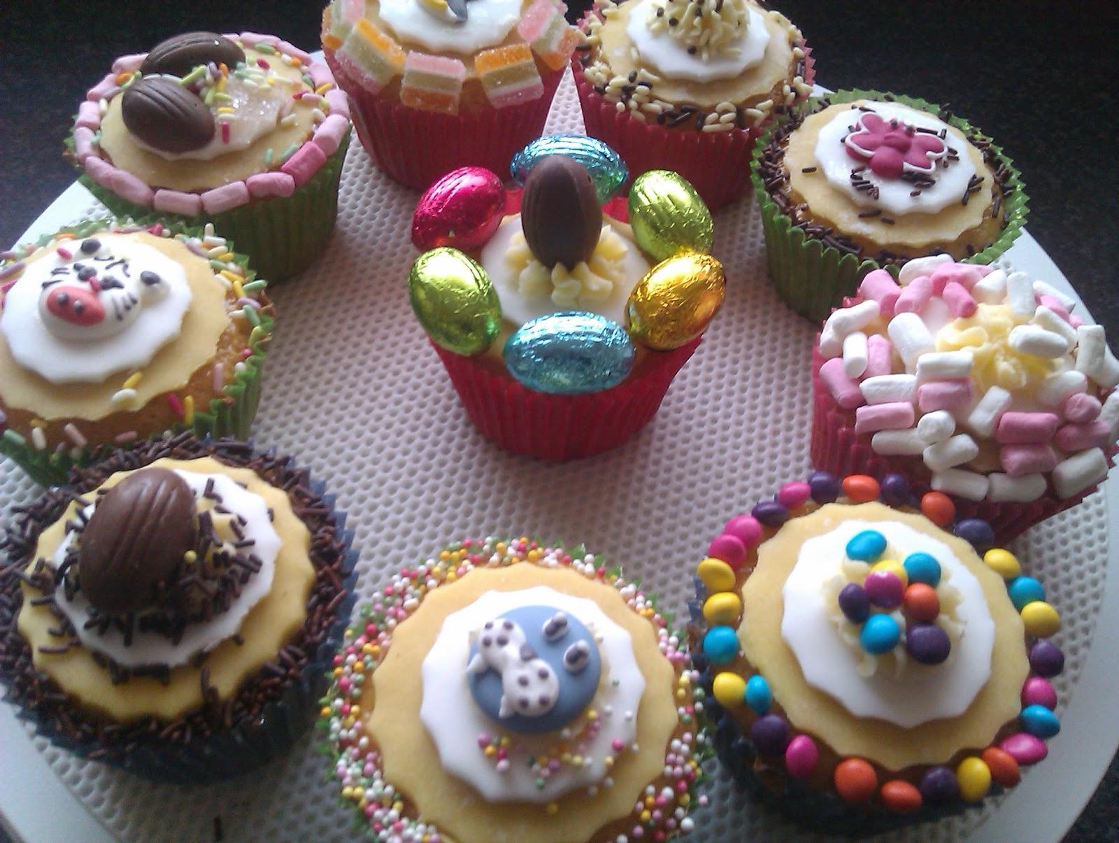 Fun kids for cupcakes