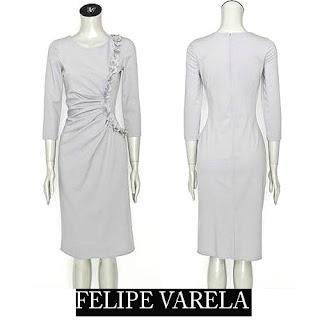 FELIPE VARELA Dress Queen Letizia