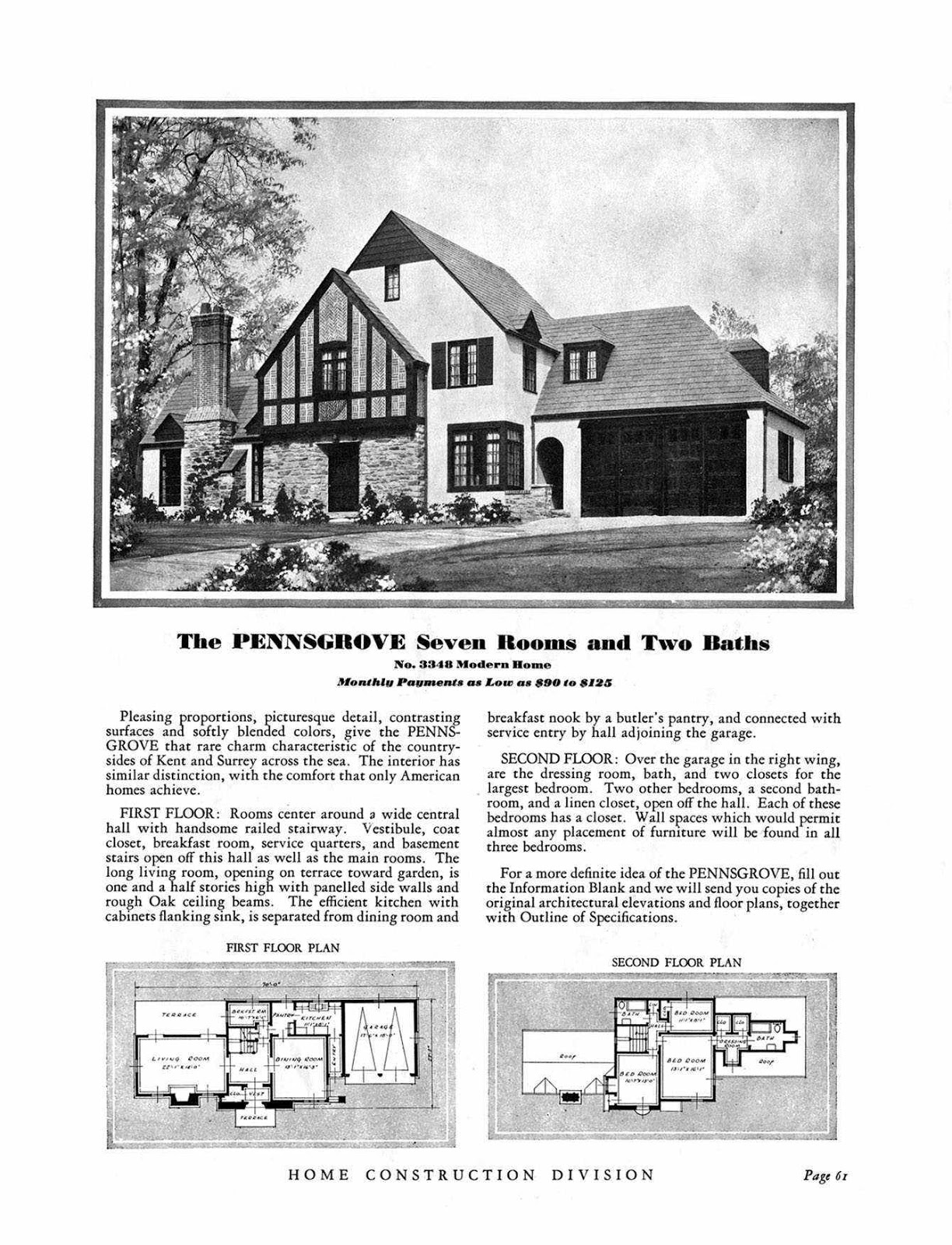 United states navy quonset huts chronology of sears for 1930s house plans