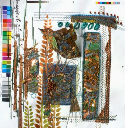 Textile Art by Alysn Midgelow-Marsden