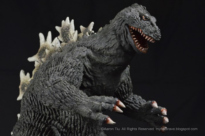 Godzilla 1962 Suit The Rave Corner: Banda...