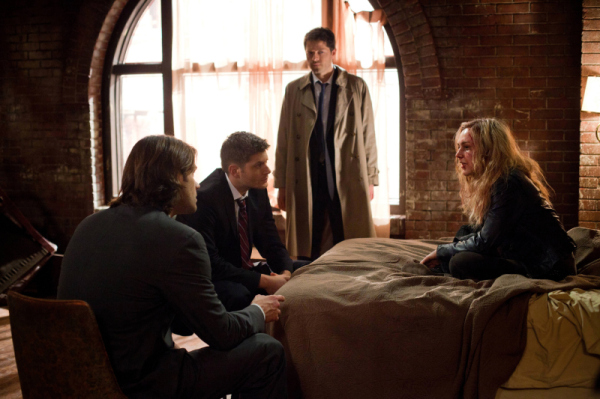 Recap/review of SUPERNATURAL 8x17 'Goodbye Stranger' by freshfromthe.com
