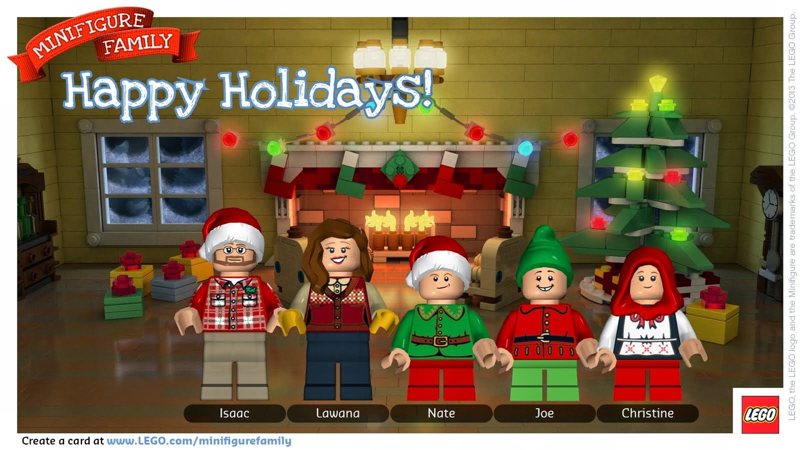 My Lego Family