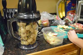 Making Banana Monster Goo #shop