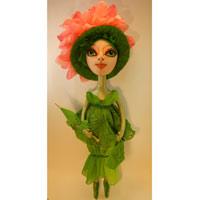 Текстильные куклы, куклы в смешанной технике, игрушки.