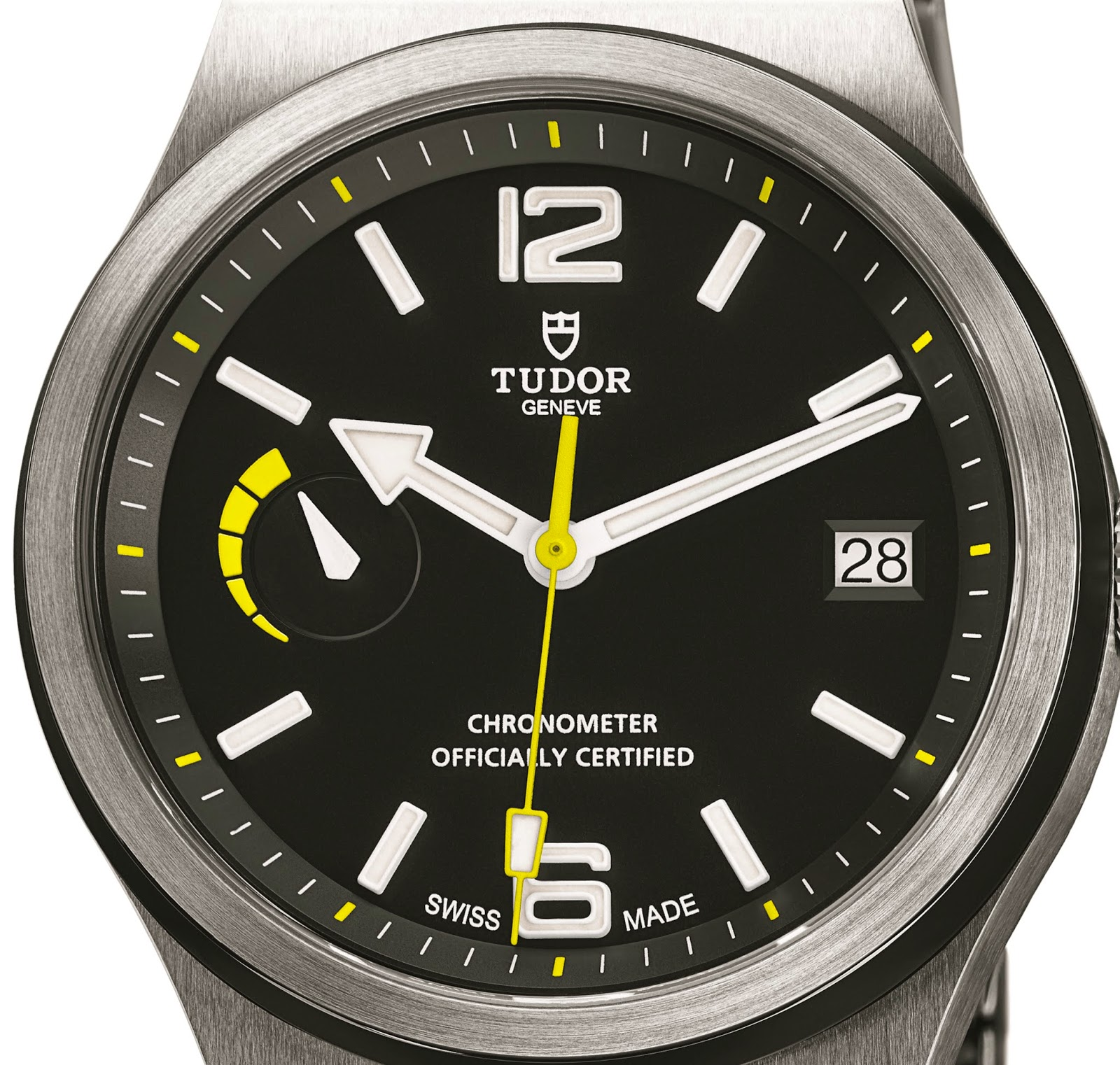 Tudor - North Flag with in-house movement