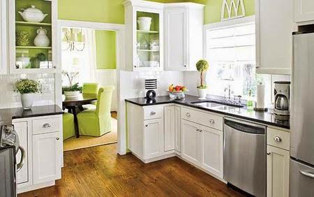 Tips menata dapur minimalis yang rapi, bersih, indah, dan sehat agar keluarga menjadi sehat