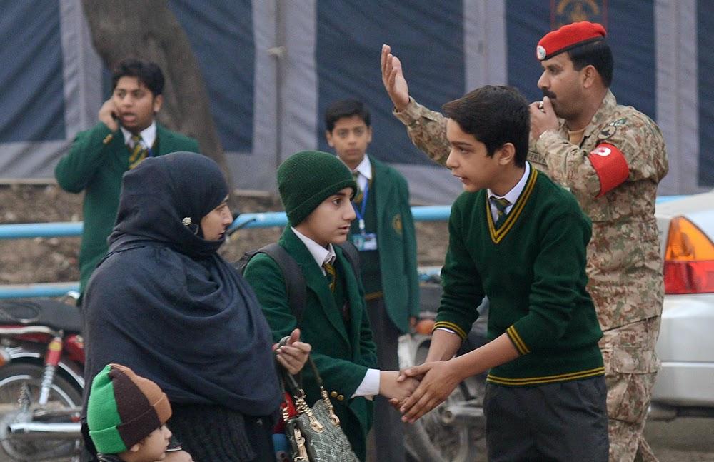 Peshawar children