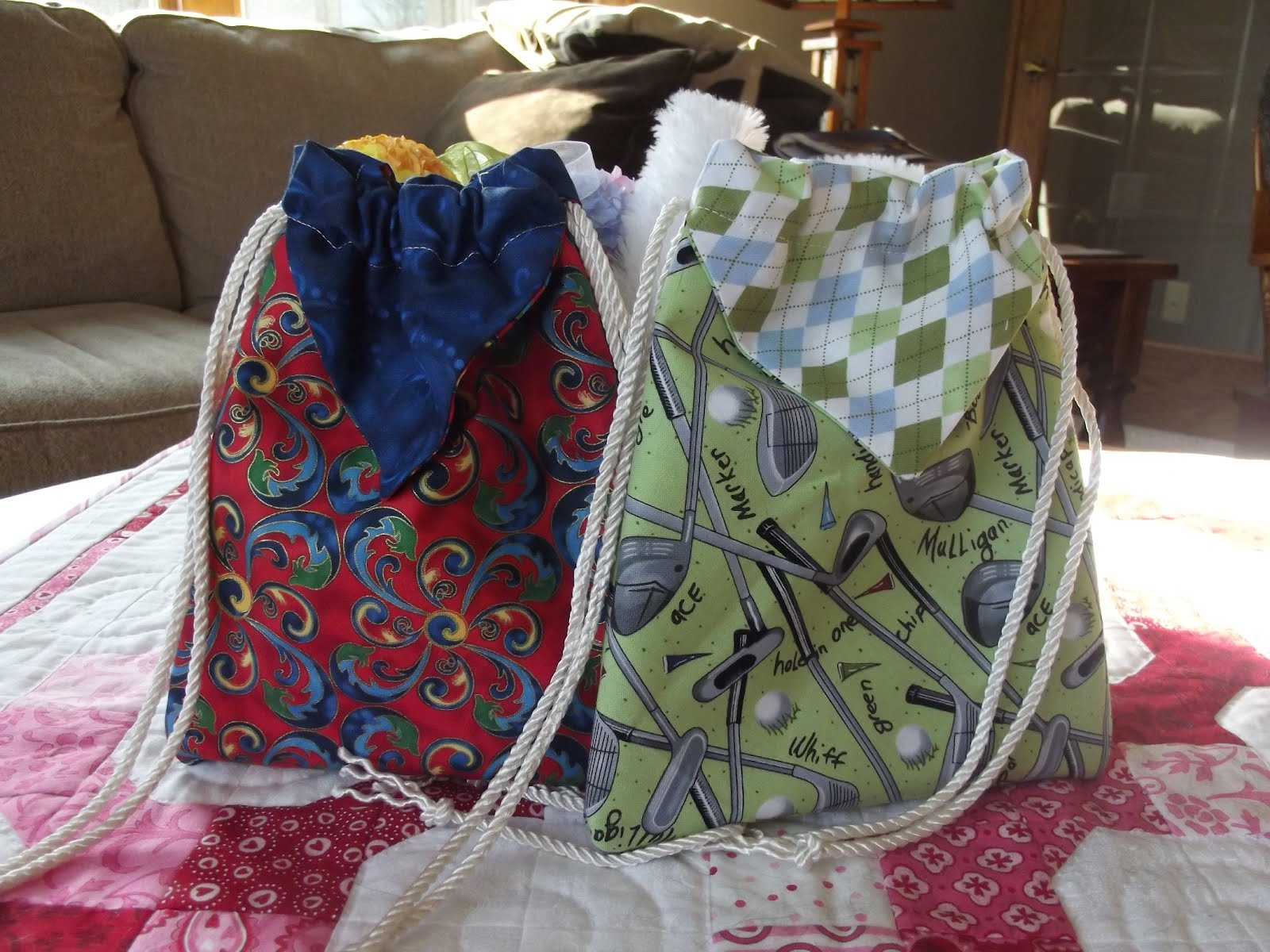 My Sewing Room More Ditty Bags