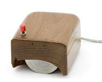 Souris de Doug Engelbart réalisé par Bill English en 1963