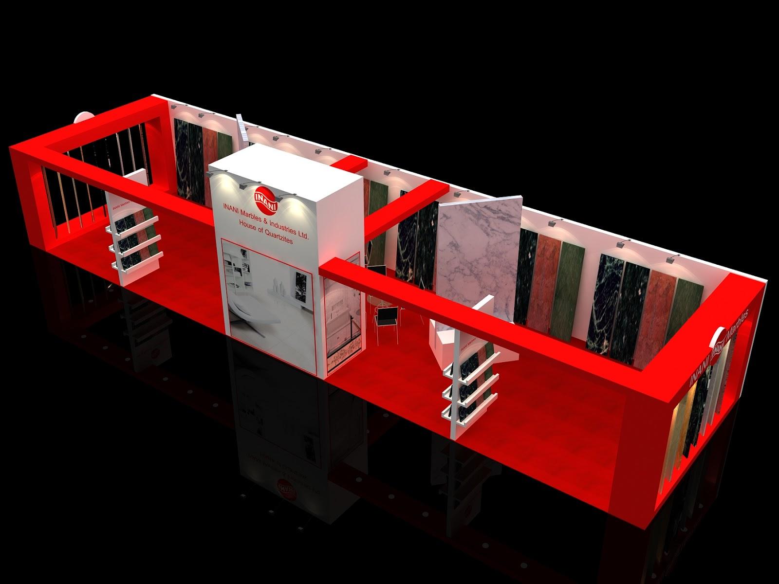 Exhibition Stall Invitation : Exhibition stall design stona amit chand