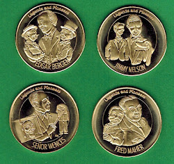 Hall of Fame Collector Coins