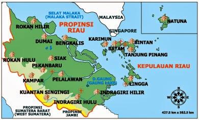 Kepulauan Riau :