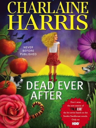 dead+ever+after Book News  5/20/13